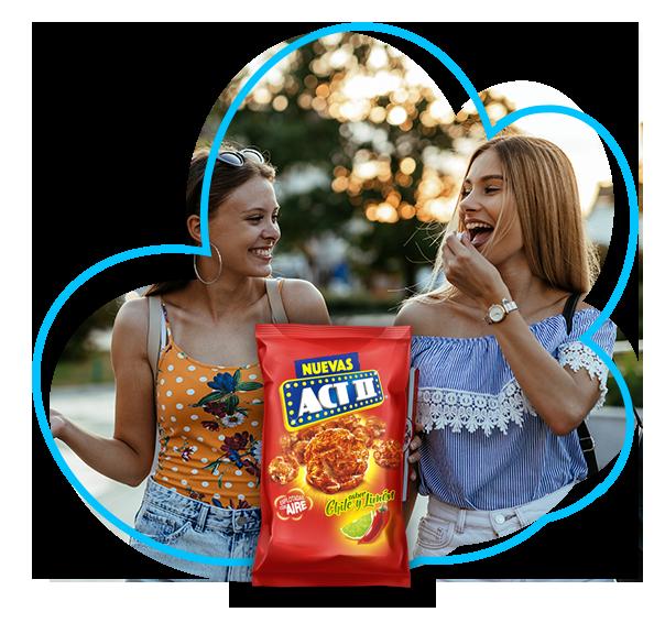 ACT II - listas para compartir